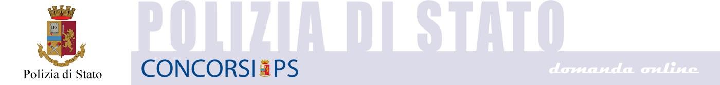CONCORSO PUBBLICO PER TITOLI ED ESAMI PER IL CONFERIMENTO DI 81 POSTI DI MEDICI DELLA CARRIERA DEI MEDICI DELLA POLIZIA DI STATO, INDETTO CON DECRETO DEL CAPO DELLA POLIZIA - DIRETTORE GENERALE DELLA PUBBLICA SICUREZZA DEL 5 NOVEMBRE 2018